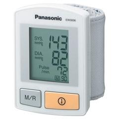 PANASONIC EW3006 Handgelenk-Blutdruckmesser 1 Stück - Rückseite