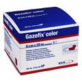 GAZOFIX color Fixierbinde 6 cmx20 m pink