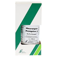 NEURALGIE Komplex L Ho-Fu-Complex Tropfen 100 Milliliter N2 - Vorderseite