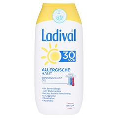 LADIVAL allergische Haut Gel LSF 30 200 Milliliter