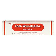 JOD-WUNDSALBE Robugen 15 Gramm - Vorderseite
