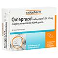 Omeprazol-ratiopharm SK 20mg 14 St�ck