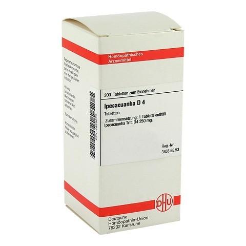 IPECACUANHA D 4 Tabletten 200 St�ck N2