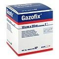 GAZOFIX Fixierbinde 10 cmx20 m hautf.