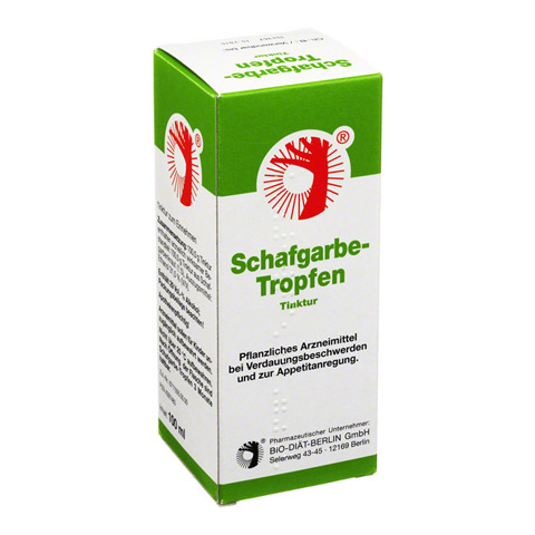 SCHAFGARBE Tropfen Bio-Di�t 100 Milliliter