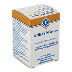 UNEXYM mono magensaftresistente Tabletten