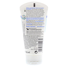 LAVERA Baby & Kinder sensitiv Wundschutzcreme 50 Milliliter - Rückseite