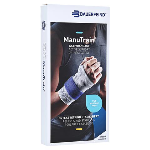 MANUTRAIN Handgelenkbandage links Gr.4 natur 1 St�ck