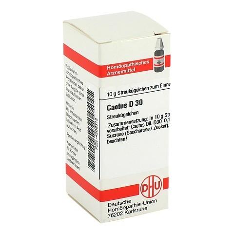 CACTUS D 30 Globuli 10 Gramm N1