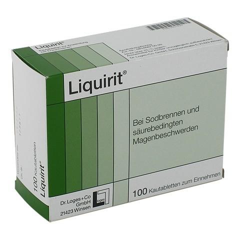 Liquirit 100 St�ck N3