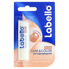LABELLO care & color nude 4.8 Gramm