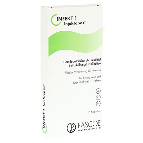 INFEKT 1-Injektopas Ampullen 10x2 Milliliter N1