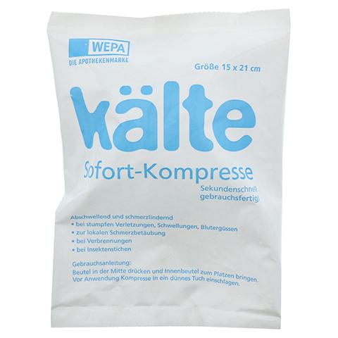 KÄLTE SOFORT Kompresse 15x21 cm 1 Stück