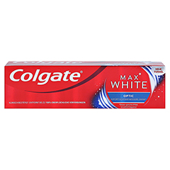 COLGATE Max White One Optic Zahnpasta 75 Milliliter - Vorderseite