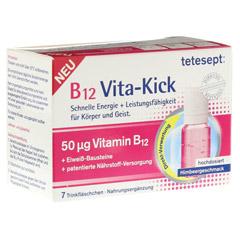 TETESEPT B12 Vita-Kick Trinkampullen 7 St�ck