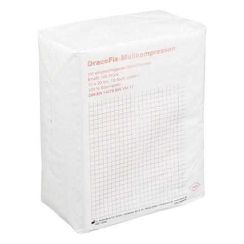 DRACOFIX OP-Kompressen 10x20 cm unsteril 12fach 100 Stück