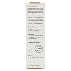 RUGARD Vitamin Bodylotion 200 Milliliter - Linke Seite