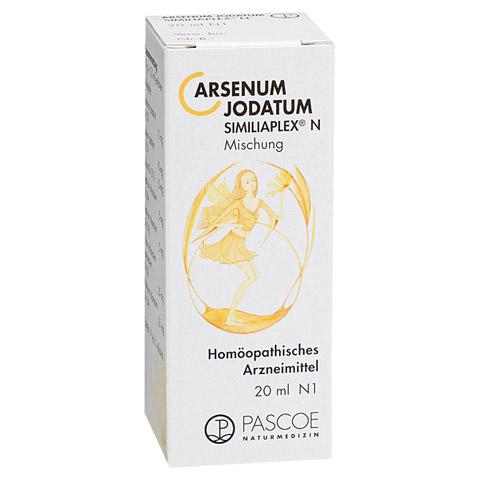 ARSENUM JODATUM Similiaplex N Tropfen 20 Milliliter N1