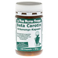 BETA CAROTIN 8 mg Br�unungskapseln 100 St�ck