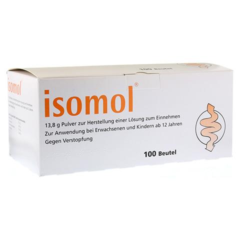 ISOMOL Plv.z.Herst.einer Lösung zum Einnehmen 100 Stück