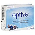 OPTIVE Augentropfen 3x10 Milliliter