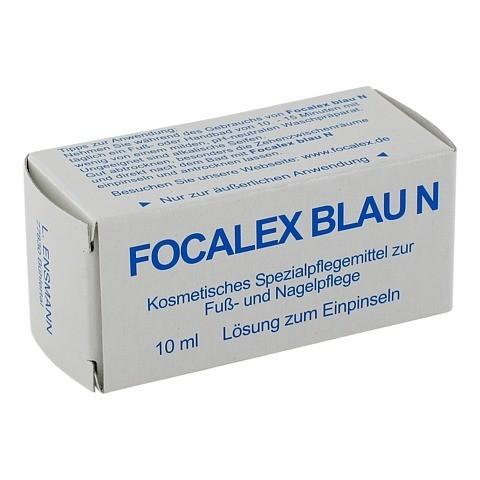FOCALEX blau Tinktur 10 Milliliter