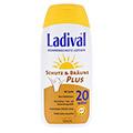 LADIVAL Schutz&Br�une Plus Lotion LSF 20 200 Milliliter