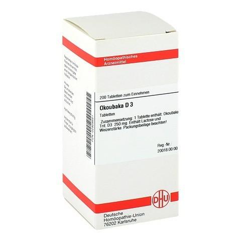 OKOUBAKA D 3 Tabletten 200 St�ck N2