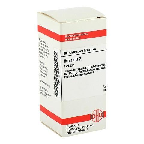 ARNICA D 2 Tabletten 80 Stück N1