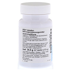HSH Tabletten 60 St�ck - Linke Seite