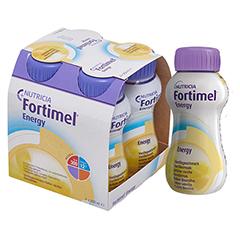 FORTIMEL Energy Vanillegeschmack 4x200 Milliliter