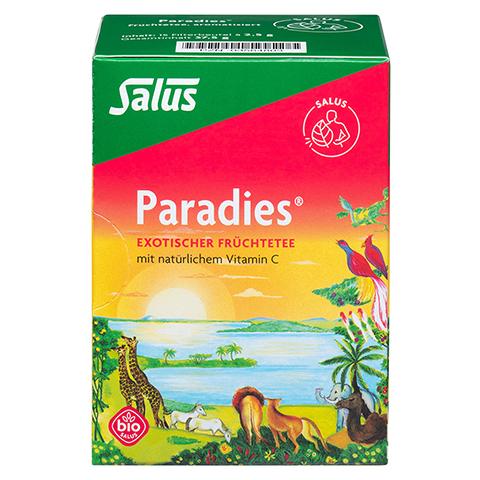 PARADIES Vitamin C-Früchtetee Salus Filterbeutel 15 Stück