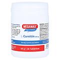 MEGAMAX L Carnitin 500 mg Tabletten