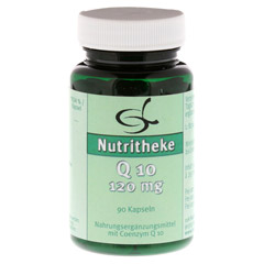 Q10 120 mg Kapseln 90 St�ck