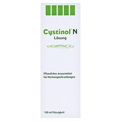 Cystinol N Lösung 100 Milliliter - Vorderseite