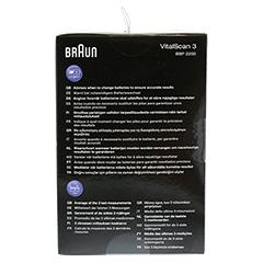 BRAUN BLUTDRUCKMESSGERÄT VitalScan3 Handg.BBP2200 1 Stück - Rechte Seite