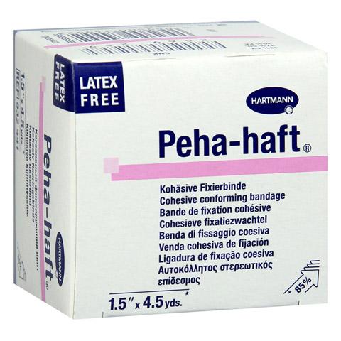PEHA-HAFT Fixierbinde latexfrei 4 cmx4 m 1 St�ck