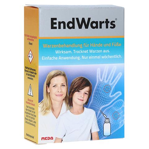 ENDWARTS Lösung inkl.Wattestäbchen 3 Milliliter