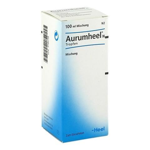 AURUMHEEL N Tropfen 100 Milliliter N2