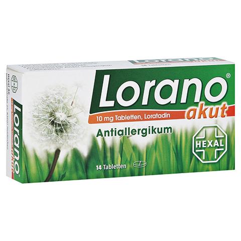 Lorano akut 14 Stück