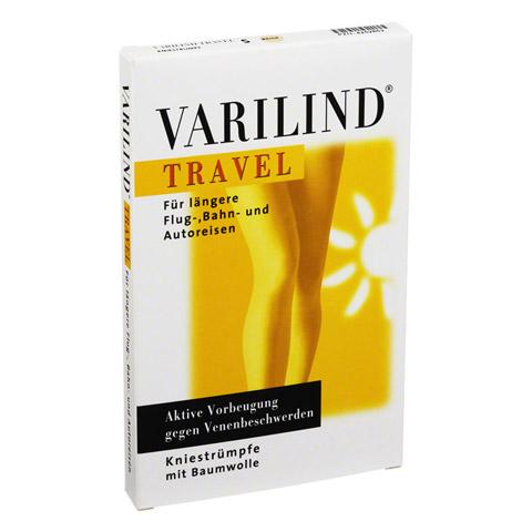 VARILIND Travel 180den AD S BW beige 2 Stück