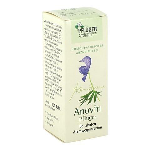 ANOVIN Pfl�ger Tabletten 100 St�ck N1