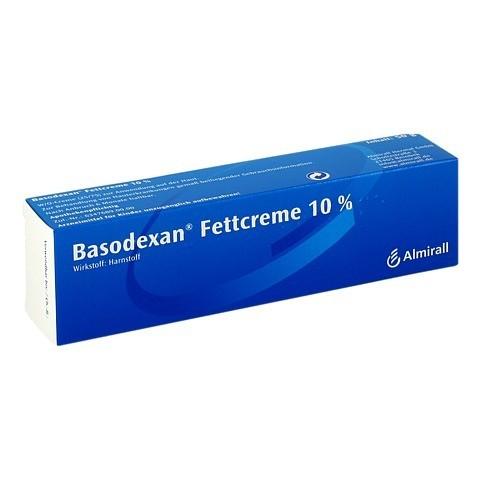 Basodexan Fettcreme 10% 50 Gramm N1