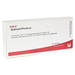 EPIPHYSIS/ PLUMBUM Ampullen 10x1 Milliliter N1