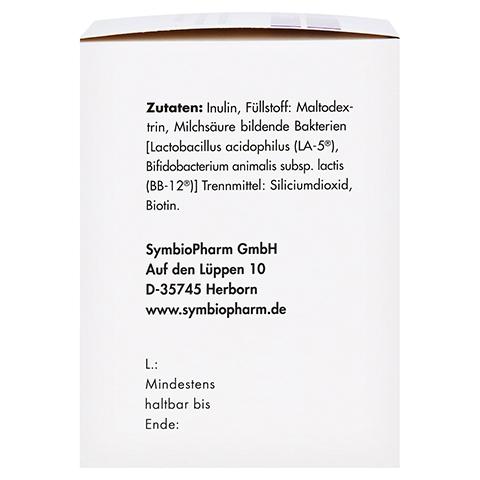 SYMBIOLACT pur Nahrungserg�nzungsmittel Pulver 30x1 Gramm - Rechte Seite