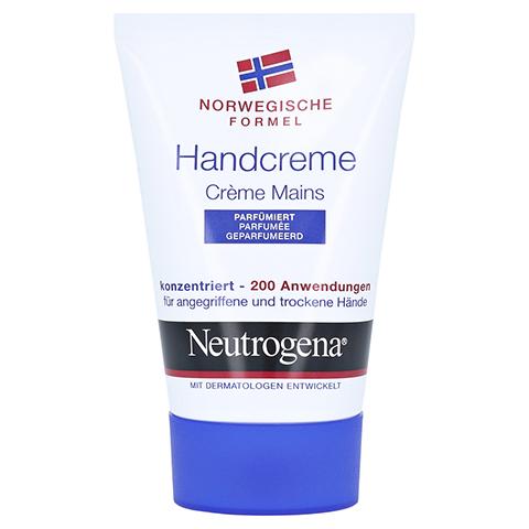 NEUTROGENA norweg.Formel Handcreme parfümiert 50 Milliliter