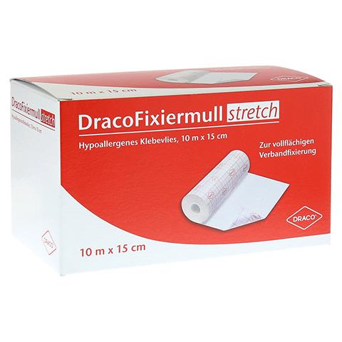 DRACOFIXIERMULL stretch 15 cmx10 m 1 Stück