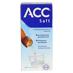 ACC Saft 20mg/ml 200 Milliliter N3 - Vorderseite