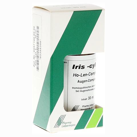 IRIS CYL L Ho-Len-Complex Augen Complex Tropfen 30 Milliliter