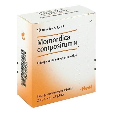 MOMORDICA COMPOSITUM N Ampullen 10 St�ck N1